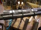 Suhler 4-Fuss Einhakmontage auf bestehend Basen